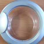 Дверца люка стиральной машины Indesit
