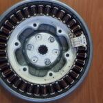 Двигатель для стиральной машины LG MEV348143 TG