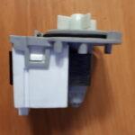 Насос сливной (помпа) M114 292339 Askoll: 25W, крепл. 3 защелки, выводы сзади раздельно