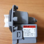Насос сливной (помпа) M231 XP 296003 медь 296003 Askoll: 40W, крепл. 3 винта, выводы сзади раздельно.