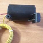Конденсатор пусковой 11,5 мкФ 450 В CBB60 гибкие выводы