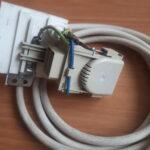 Фильтр сетевой стиральной машины (СМА) + провод Ariston Indesit