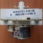 Селектор программ стиральной иашины INDESIT EC 2002.01 A 16001763900